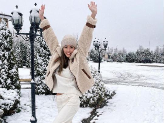 Дочь Заворотнюк попала в забавную историю с Ди Каприо