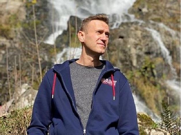 Навальный рассказал, почему он не умер
