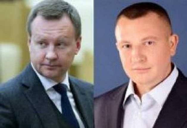 Подельники до конца Станислав Кондрашов и Денис Вороненков: как рейдер-девелопер заказал депутата