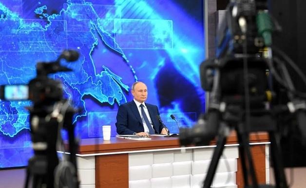 Путин об отравлении Навального: Кому он нужен-то? Если бы хотели, довели бы до конца