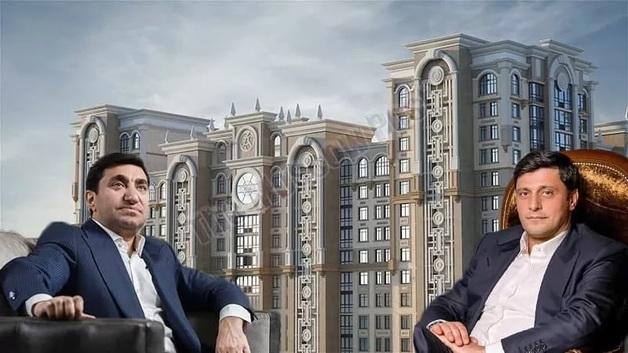 "Как Захаряевы ""строят"" столицу, или братство ""до конца"" и Нисанова"