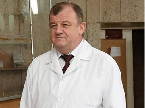 Чому львівський лікар-зек керує головною лікарнею Харківщини?