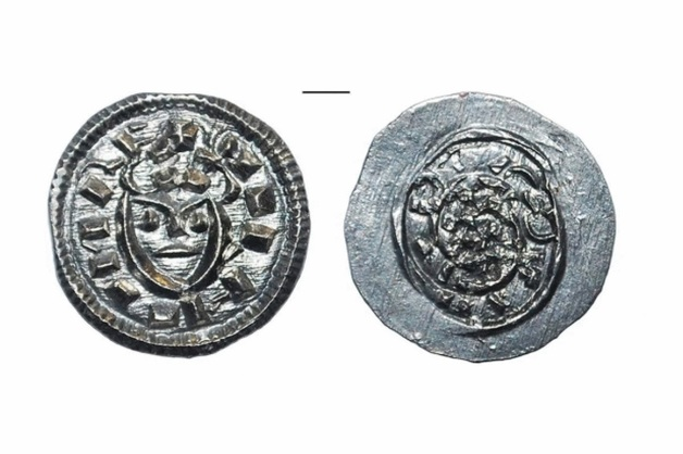 В Ужгороде нашли монету, которой больше 1000 лет
