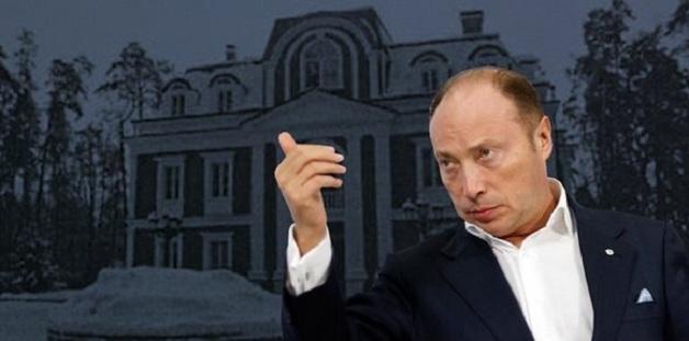 Тайная комната миллиардера Аминова. Кто обокрал транспортного короля на $700 тысяч