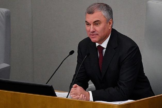 Спикер Госдумы Володин сделал прививку от коронавируса