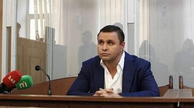 Микитась рассказал, почему дал показания на Татарова