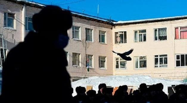 В российской колонии вскрылось сексуальное насилие среди заключённых