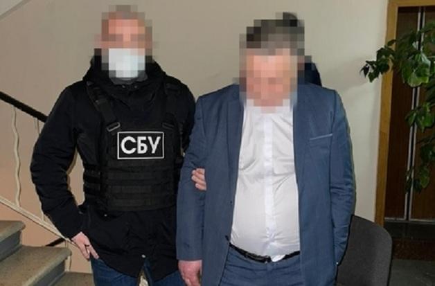 В Житомирской обладминистрации поймали взяточника Суслика
