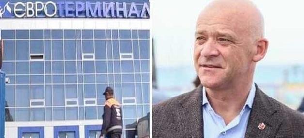 Одесский Евротерминал кроме спонсирования террористов ограбил сотни предпринимателей: правоохранители упорно не замечают банду Труханова и Галантерника
