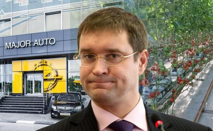MAJOR-ный автобарон Павел Абросимов ликвидирует свои фирмы и зачищает интернет от негатива