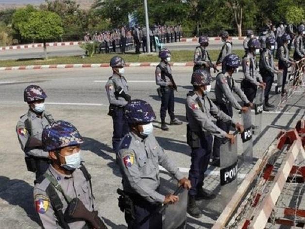 Военный переворот произошел в Мьянме