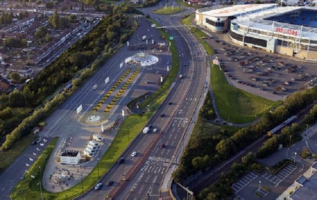 Первый в мире аэропорт для летающих автомобилей появится в самом сердце Англии