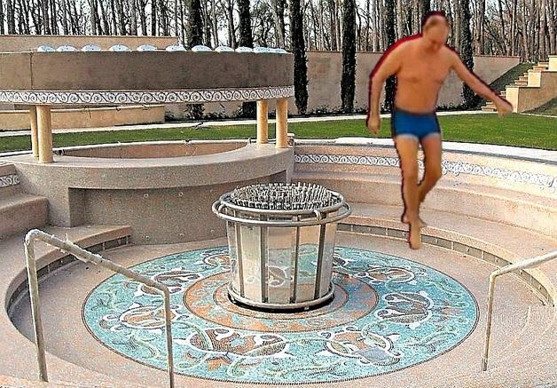 """Аквадискотека под охраной ФСО: подрядчики """"дворца Путина"""" нашлись в Черемушках"""