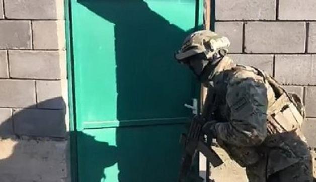 ФСБ задержала двух боевиков из банды Басаева