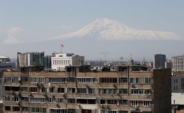 Рядом с Ереваном произошло землетрясение магнитудой 4,7