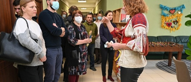 Министр ветеранов Лапутина занимается госпиталем «Лесная Поляна», главврач которого успел вымахать себе дом