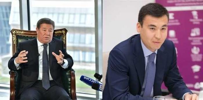 АТФбанк, Галимжан Есенов и Ахметжан Есимов ответят за семейный схематоз Самрук-Казына