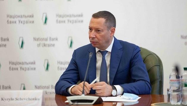 Шевченко закупил в Нацбанк продвинутых ноутбуков на 17,5 млн грн, новая техника Смолия ему не подошла
