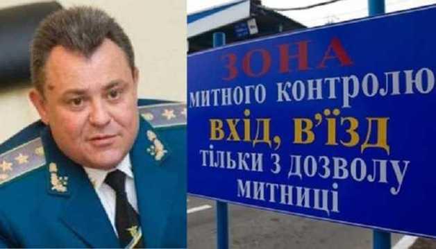 Одиозный смотрящий Степан Дериволков превращает работников таможни в рабов своих коррупционных схем