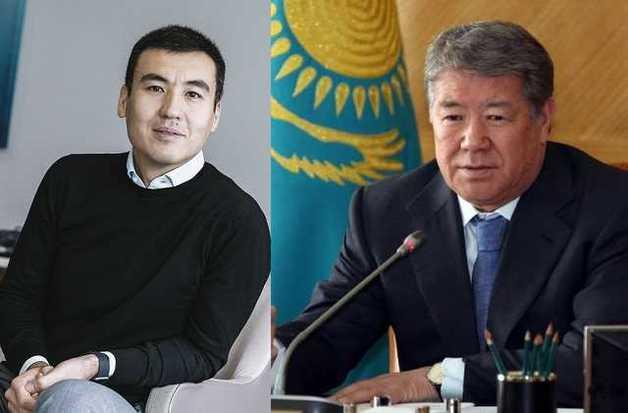 Казнокрады Есенов и Есимов плюнули в лицо самому Назарбаеву