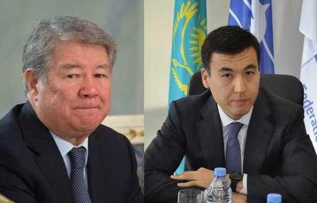 Галимжан Есенов и семейка уголовников грабящих Казахстан