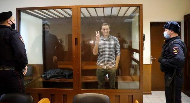 Суд признал Навального виновным в клевете на ветерана