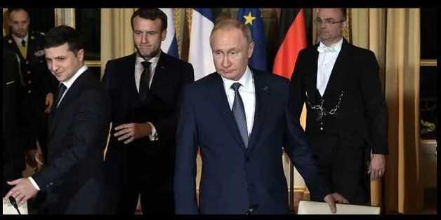 Путина еще никто не унижал так, как Зеленский