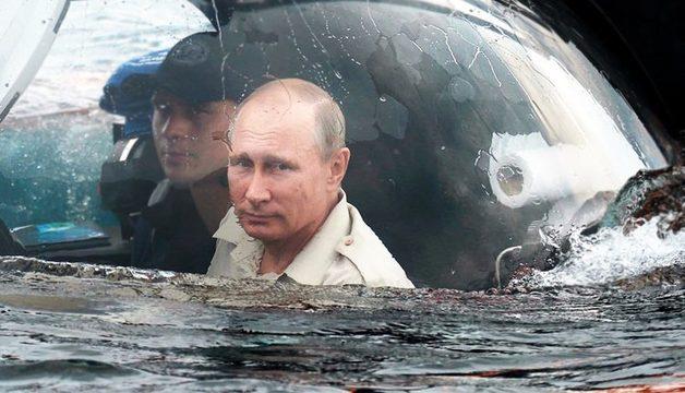 Личный пилот батискафа Путина оказался долларовым миллионером