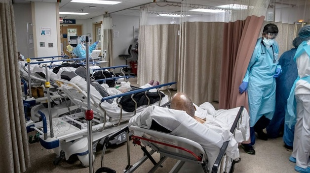 Байден объявил в США пятидневный траур по погибшим от коронавируса американцам