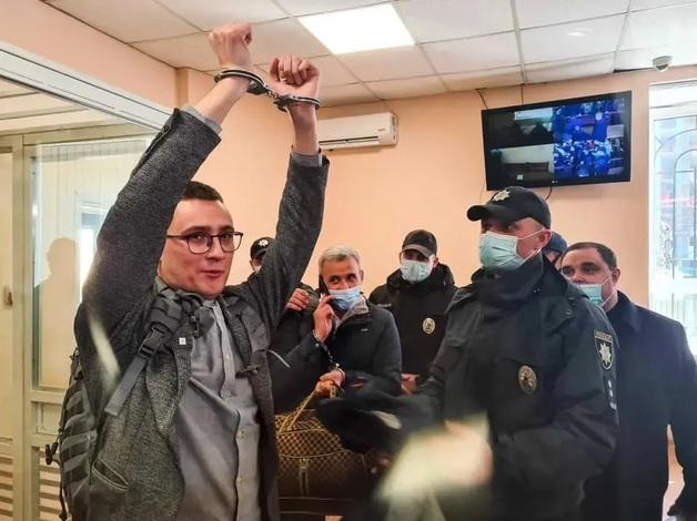 Адвокаты Стерненко просят перевести его в Киев. В СИЗО Одессы есть угроза жизни