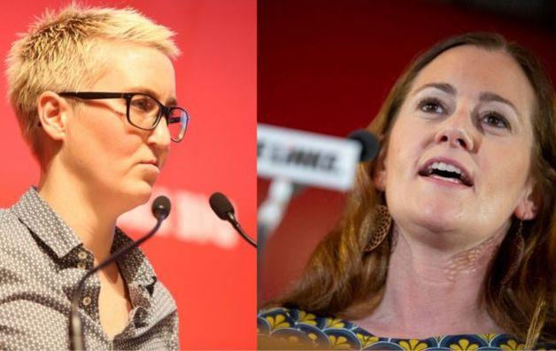 Руководителями Левой партии Германии впервые станут две женщины