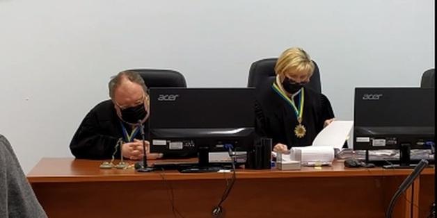 В Чернигове судья уснул во время слушания дела