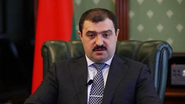 Теперь ещё и генерал-майор: Лукашенко присвоил сыну новое звание