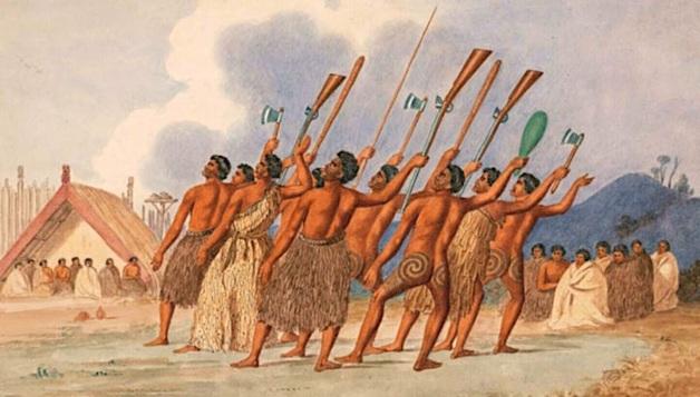 Трагедия миролюбивых туземцев с полинезийского островка: хотели мира — получили геноцид