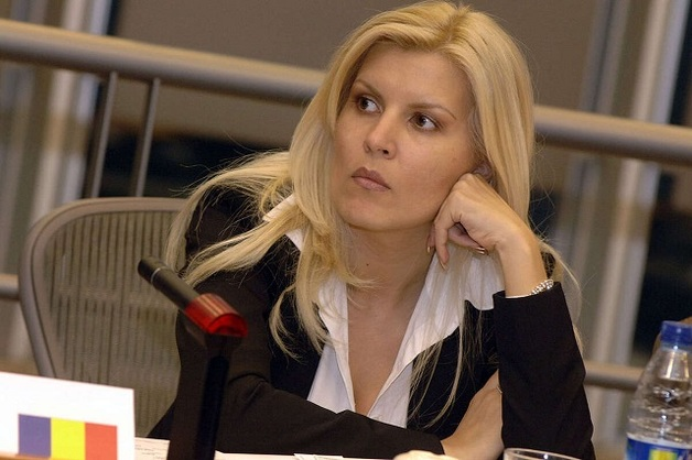 Дочку экс-президента Румынии посадили в тюрьму