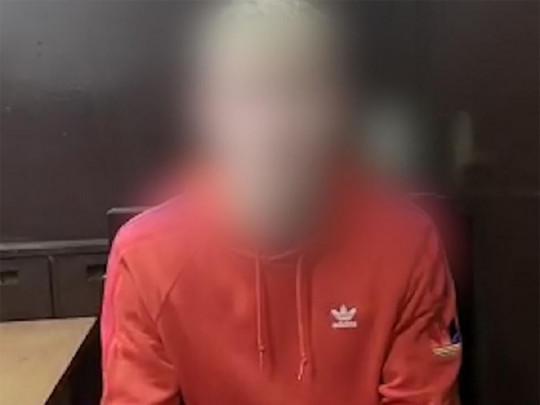 На Майдане в Киеве блогер ради «крутого» видео ударил полицейского
