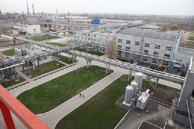 «Укрэксимбанк» продал недвижимость «Завода полупроводников» за 136 млн гривен