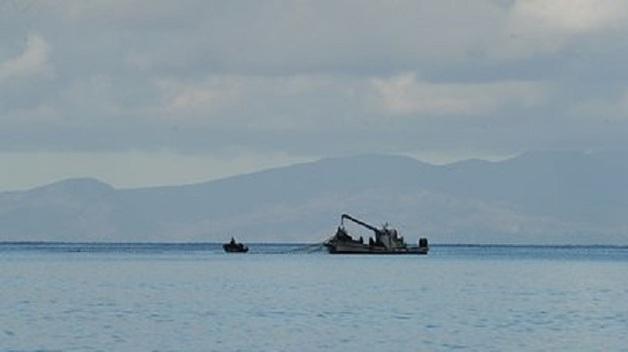 В Японском море загорелось судно с 30 российскими моряками