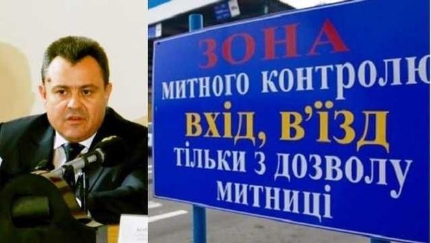 Степан Дериволков: новый «карман» Павла Рябикина на таможне