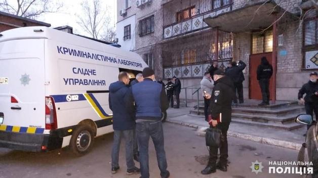 В центре Николаева застрелили женщину