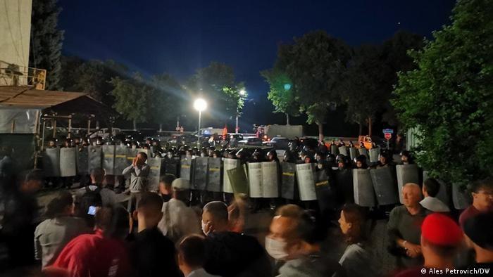 «Пинская бойня»: что грозит участникам самой жесткой схватки с милицией в Беларуси