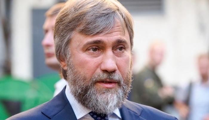Новинский ответит за Порошенко