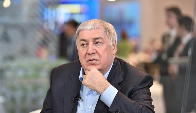 Михаил Гуцериев под «крылом» ФСБ?