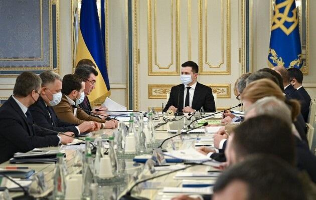СНБО ввело санкции против топ-контрабандистов Украины