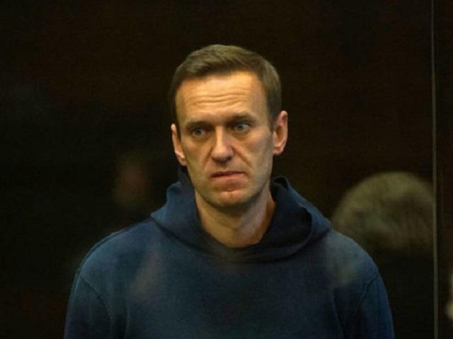 Появилось видео с Навальным из колонии во Владимире