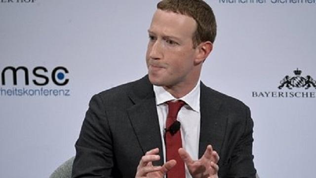 Номер телефона Цукерберга утек в сеть