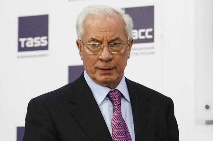 НАБУ приостановило расследование дела Азарова