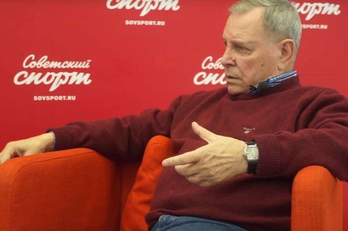 Умер известный спортивный комментатор Владимир Гендлин