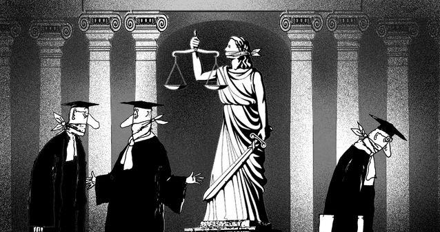 Продажные суды и судьи: проявление внутреннего влияния и коррупции в системе правосудия