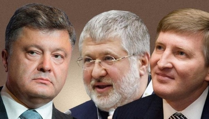 Ахметов, Порошенко и Коломойский названы самыми влиятельными олигархами страны